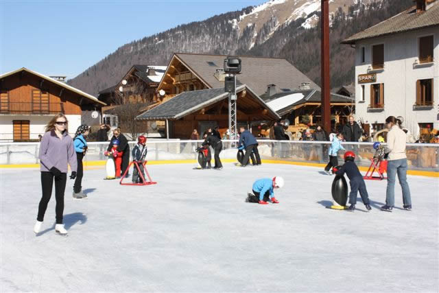 Patinoire Extrieure Morzine